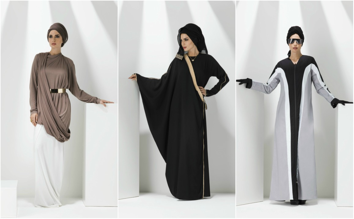 Lomar collection abayas