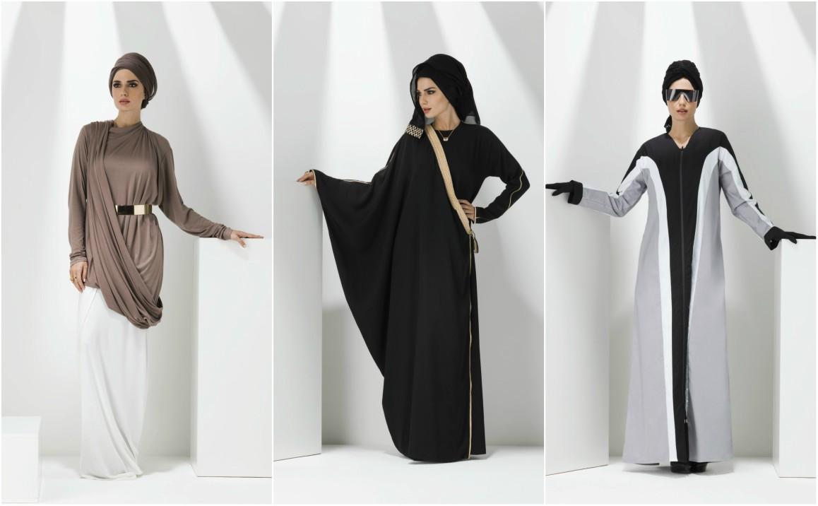 Lomar collection abayas