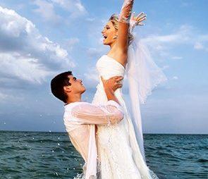 Nunta pe plaja in Cipru